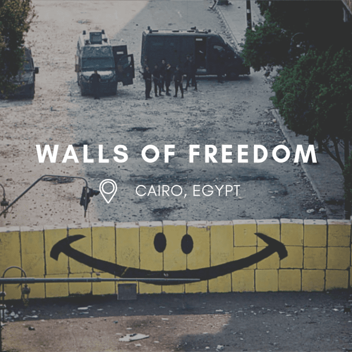 Walls of Freedom