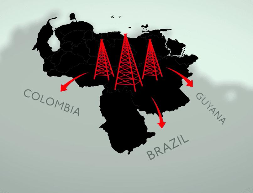 Venezuela's Combustible Contraband