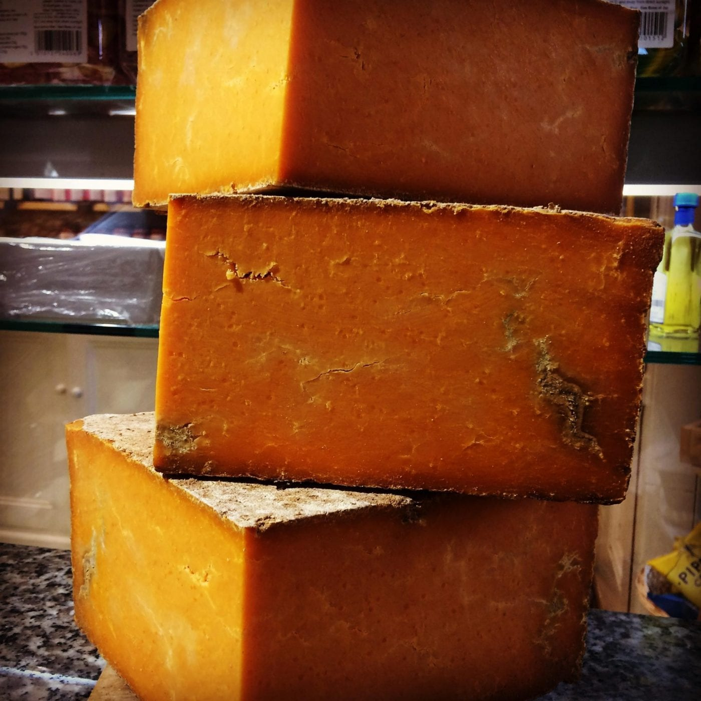 How 17th Century Fraud Gave Rise To Bright Orange Cheese