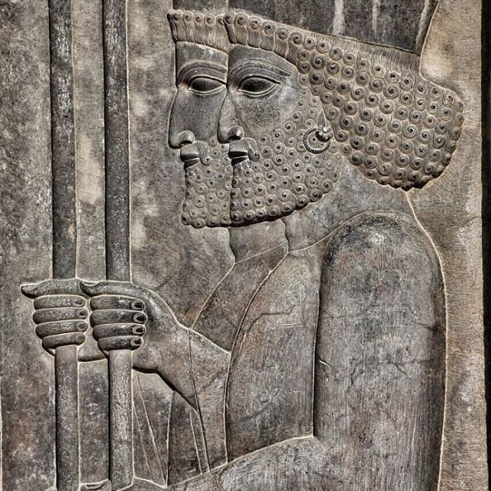 Darius the Great, Kings of Kings