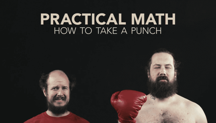 Practical Math: How to Take a Punch