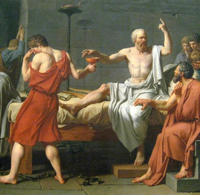 "Socrates' Death Penalty & ""A Jury of One's Peers"""