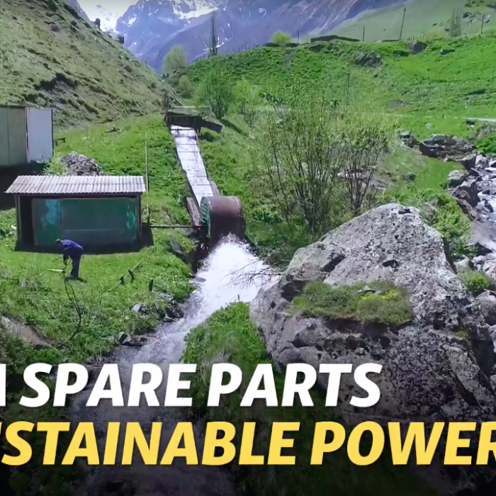 Homemade Hydropower In North Ossetia